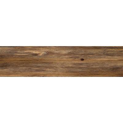 Плита напольная  Шервуд коричневый 15*60 см