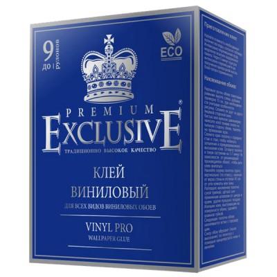 Клей для обоев виниловых Exclusive PRO 250 г 45 м2