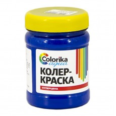 """Колер-краска """"Colorika aqua"""" синяя 0,3 кг"""