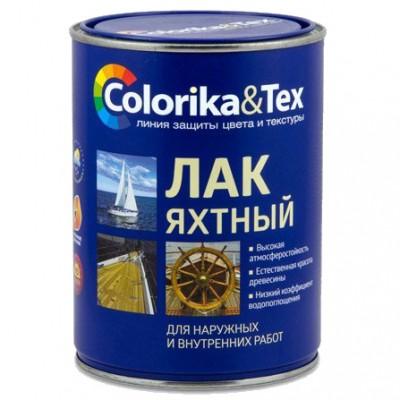 """Лак для яхт матовый """"Colorika&Tex"""" 0,8 л"""