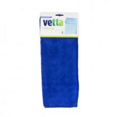 Салфетка из микрофибры VETTA для сухой уборки 30х40см, 448-171