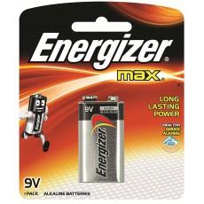 Батарейки ENERGIZER МАХ  522/9V  /1шт/