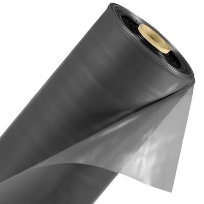Пленка полиэтиленовая 3м x 100м 80мкм 2 сорт техническая Fiberon рукав PVD2080F/1