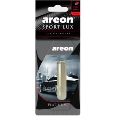 """Ароматизатор автомобильный """"Areon"""" Sport Lux Liquid 5ml (Платина)"""