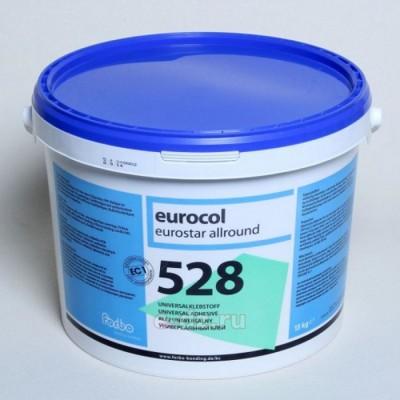Клей Форбо 528 Универсальный клей для ПВХ плитки 13 кг