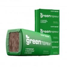 Минеральная изоляция GREEN TERM TS 037 Плита 040 (8*100*610*1230) 6м2, 0,6м3