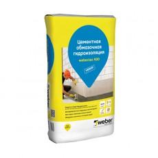 Смесь гидроизоляционная обмазочная Vetonit weber.tec 930 5 кг