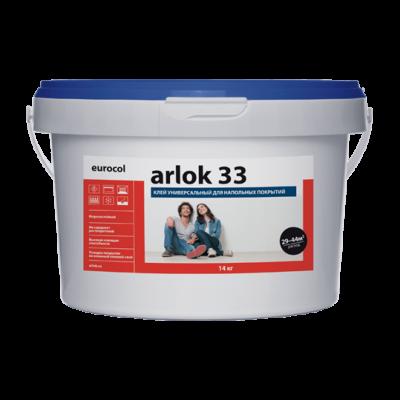 Клей Форбо Arlok 33 дисперсионный 14 кг