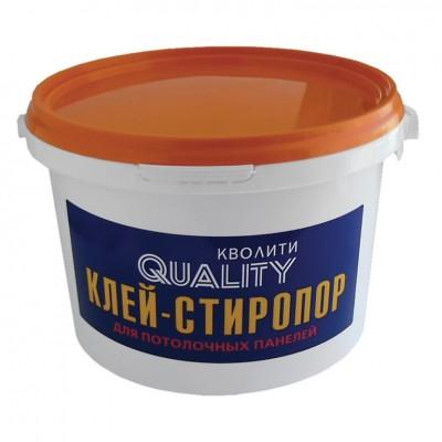Клей для пенополистирола Quality стиропор 4 кг