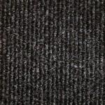 Ковровое покрытие ФлорТ Офис Черный ширина 3,0м