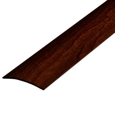 Порог В4-41мм алюминиевый  Дуб престиж №12 длина 0,9,скрытый крепеж