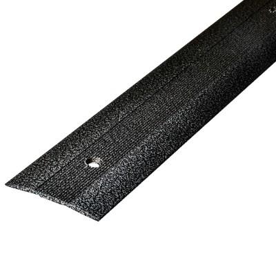 Порог АЛ-125 стык/упак/серебро 1,35 м