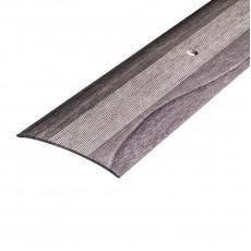 Порог АЛ-348 стык/упак/дуб серый 0,9 м