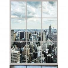 Фотообои DECOCODE Панорама Манхэттена 21-0018-WL (200х280 см)