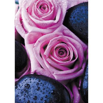 Фотообои Бурбонская роза DECOCODE 21-0336-FR (200х280 см)