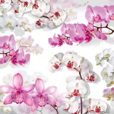 Декоративное панно VIP Бал орхидей 392х260 (16л)