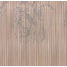 Пленка самоклеящаяся COLOR DECOR 0,675х8м Серые цветы на бежевом фоне 8597А