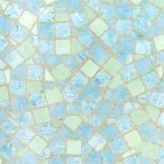 Пленка самоклеящаяся COLOR DECOR 0,45х8мСалатовая голографическая мозайка 8251