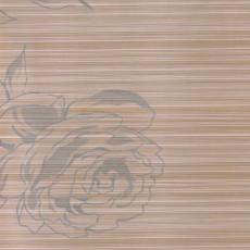 Пленка самоклеящаяся COLOR DECOR 0,45х8м Серебряные розы на розовом фоне 8597В