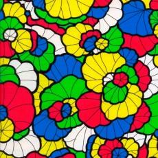 Пленка самоклеящаяся COLOR DECOR 0,45х8м Витражная, цветы 9008