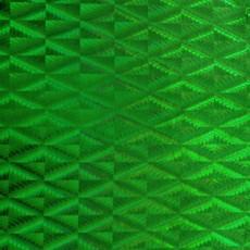 Пленка самоклеящаяся HONGDA 0,45х8м Голография зеленая 1005
