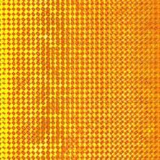 Пленка самоклеящаяся COLOR DECOR 0,45х8м Голография Золотая 1022