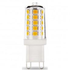Лампа светодиодная G9-5 Вт-230 В-6500 К, SMD, 16x49 мм TDM SQ0340-0224