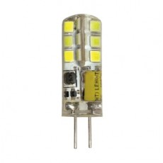 Лампа с/д LEEK LE JC LED 3W 6K G4 12V (100/1000)