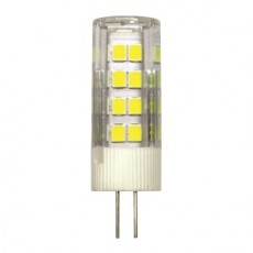 Лампа с/д LEEK LE JC LED 5W 6K G4 230V (100/1000)