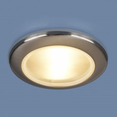 Светильник точечный 1080 MR16 хром  влагозащищенный