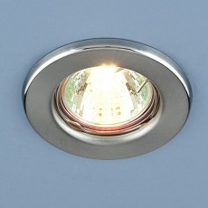 Светильник точечный 9210 MR16 сатин хром
