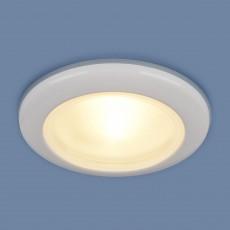 Светильник точечный 1080 MR16 белый  влагозащищенный