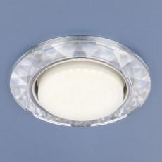 Светильник встраиваемый 1061 GX53 CL прозрачный