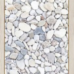 Панель ПВХ 0157-1 Камешки 2700х250х9
