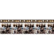 Декоративная панель Глясе 2000*600 мм АБС