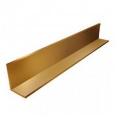 Плинтус золото 331 ABS 3 м