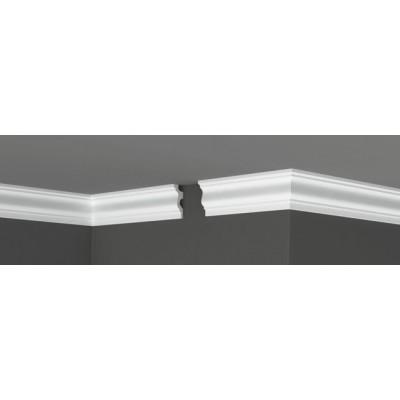 Плинтус потолочный Декор Де-Багет П 21 65/26 2 м