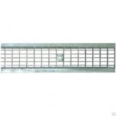 Решетка сварная оцинкованная РСО Norma DN100 В125