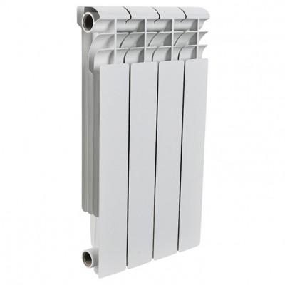 Радиатор алюминиевый ROMMER Profi 350 (AL350-80-80-080) 4 секции (RAL9016)