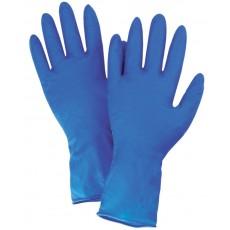 Перчатки латексные прочные L, 1 пара