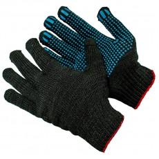 Перчатки Люкс Точка черная