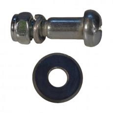Ролик режущий для плиткореза, 22х10х2 мм 3018308