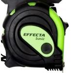 """Рулетка 10м*25мм """"Effecta"""" Basic (с магнитом, боковые зацепы)"""