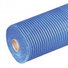 Сетка строительная армирующая синяя (10Х10) 1х50м