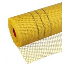 Сетка строительная универсальная желтая (5Х5) 1х50м