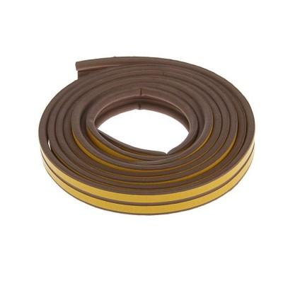 Уплотнитель Remontix D100 двойной коричневый 1 м
