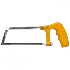 Ножовка по металлу 150 мм пластмассовая ручка, хромированная //SPARTA 775225
