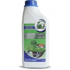 Биопрепарат для септиков БК-33 1 литр