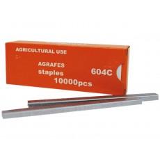 Cкобы для степлера (тапенера) Урожайная сотка 10 000 шт SC-8901