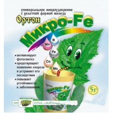 Ортон Микро Fe 5 г